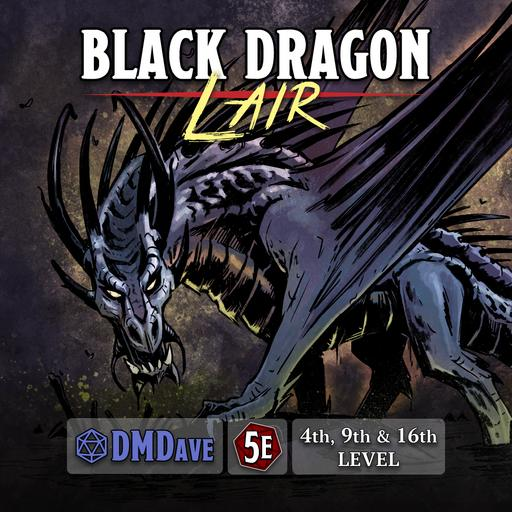 The Black Dragon Lair