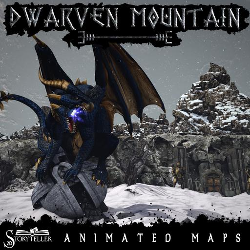 Dwarven Mountain