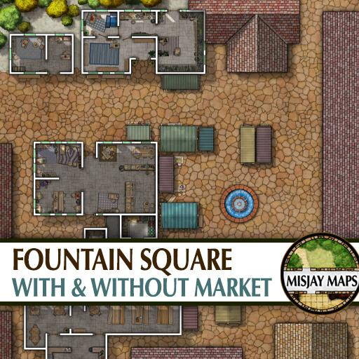 Fountain Square Market