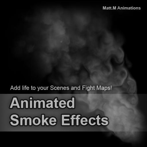 Animated Smoke Effects