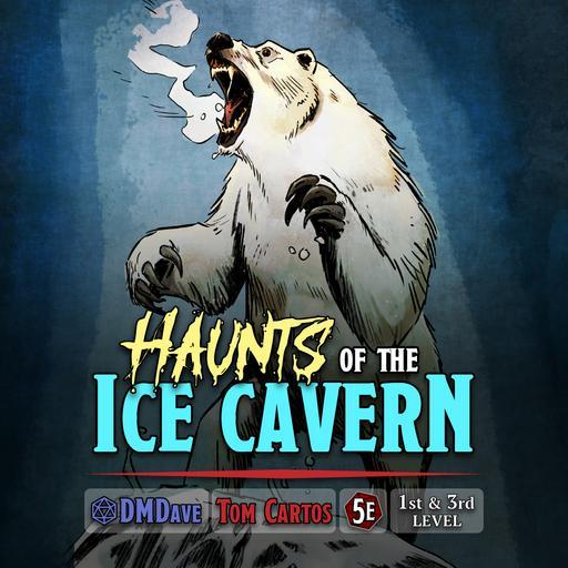 Haunts of the Ice Cavern