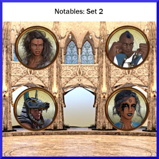 Notables: Set 2