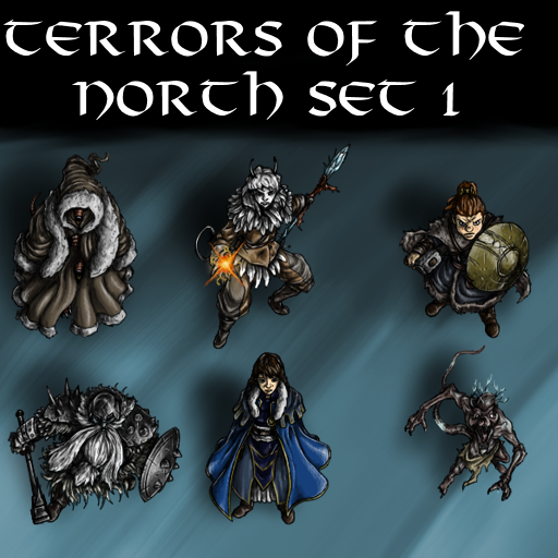 Terrors of the North Set 1