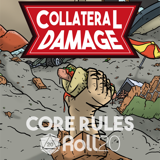 Collateral Damage Core Rulebook