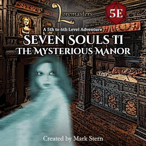 Seven Souls II: The Mysterious Manor