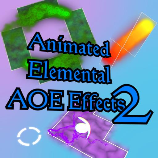 Animated AOE Elements 2