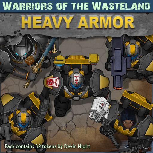 WOTW4: Heavy Armor