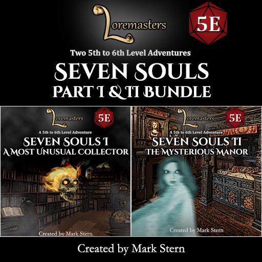 Seven Souls: Part I & II Bundle