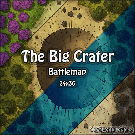 The Big Crater