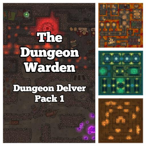 Dungeon Delver Pack 1