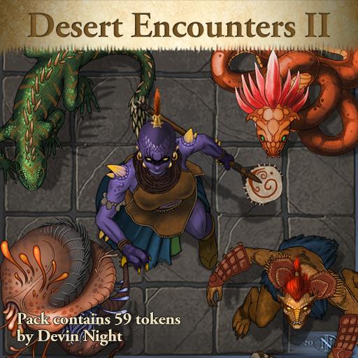 Desert Encounters II