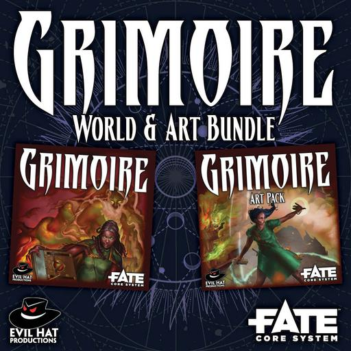 Grimoire: World and Art Bundle