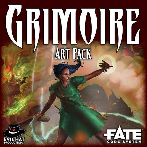 Grimoire: Art Pack