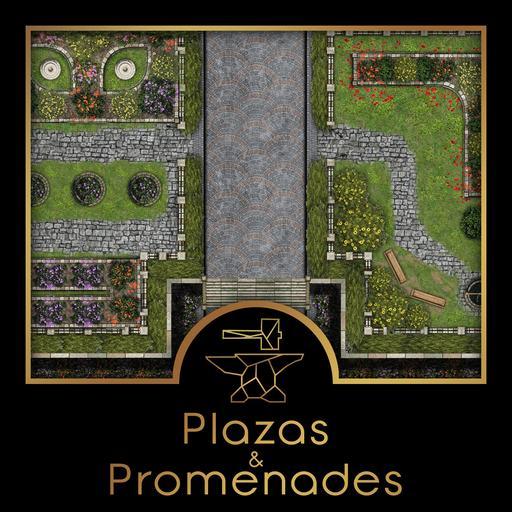 Plazas & Promenades