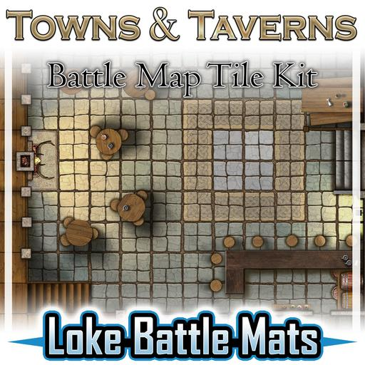 Towns & Taverns