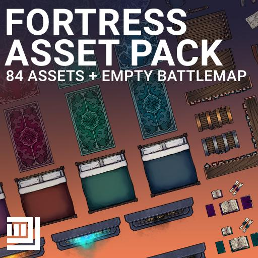 Fortress Asset Pack