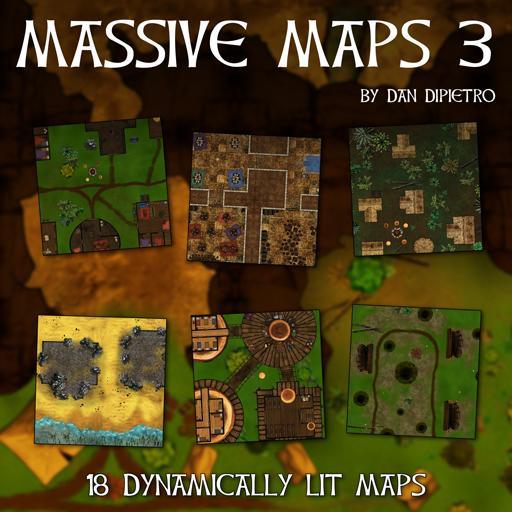 Massive Maps 3