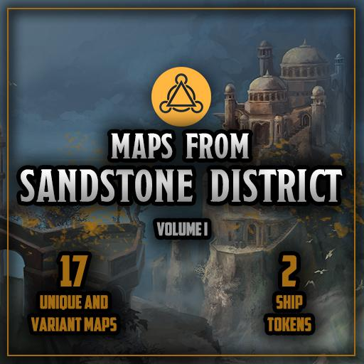 Maps From Sandstone District