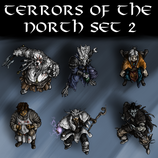 Terrors of the North Set 2