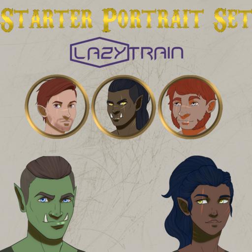 LazyTrain's Portrait Starter Pack 2