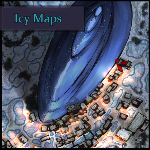 Icy Maps