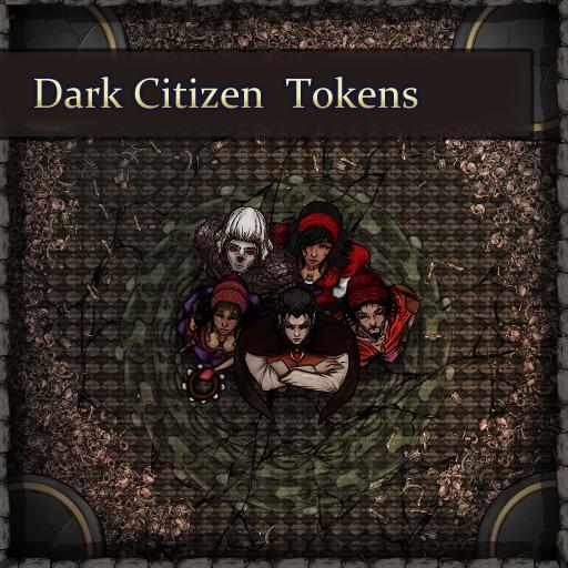 Dark Citizen Tokens
