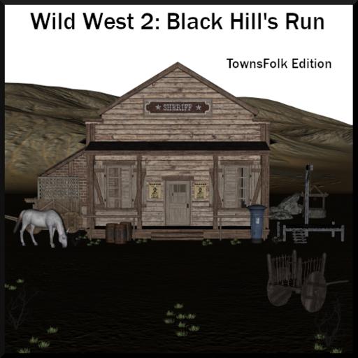 Wild West 2: Black Hills Run: Townsfolk Edition