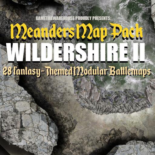 Meanders Map Pack WILDERSHIRE II