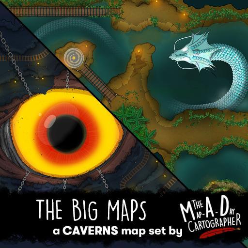 The Big Maps - Caverns