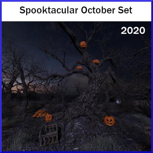 Halloween Spooktacular - 2020