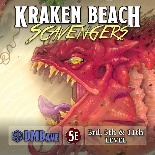 Kraken Beach Scavengers