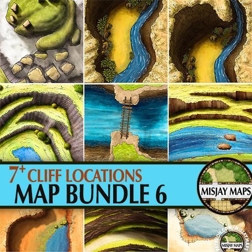 Map Bundle 6