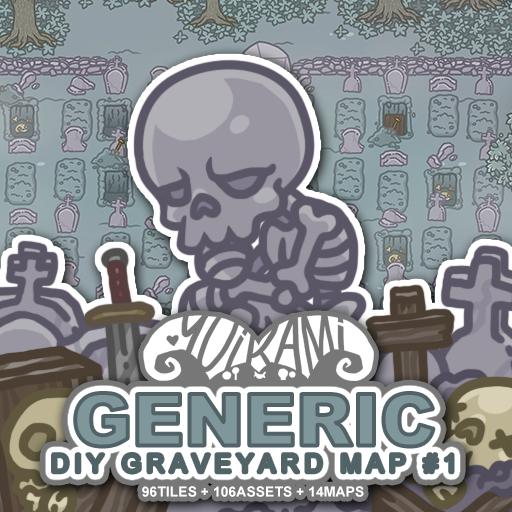 Generic DIY Graveyard Map