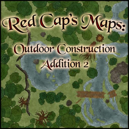 Red Cap's Maps Outdoor Construction Addition 2
