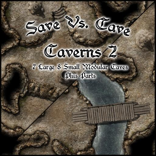 Save Vs. Cave Caverns 2