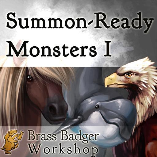 Summon-Ready Monsters I