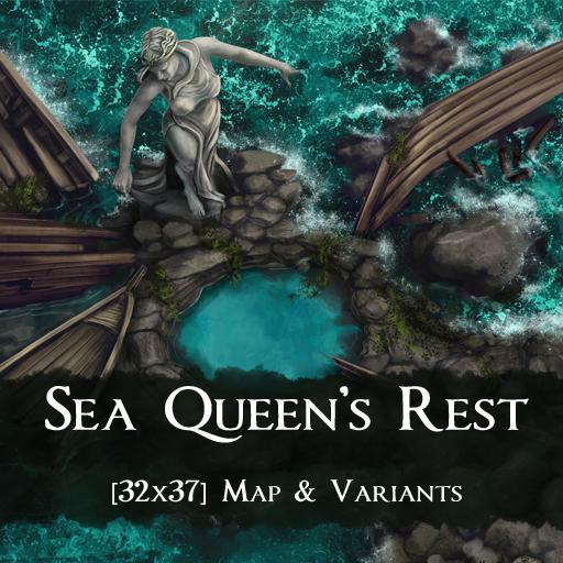 Sea Queen's Rest