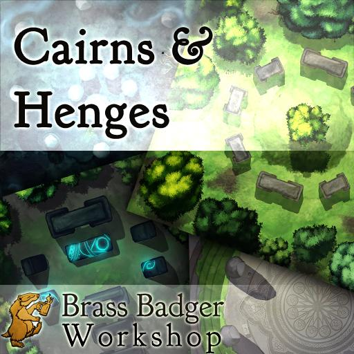 Cairn & Henges