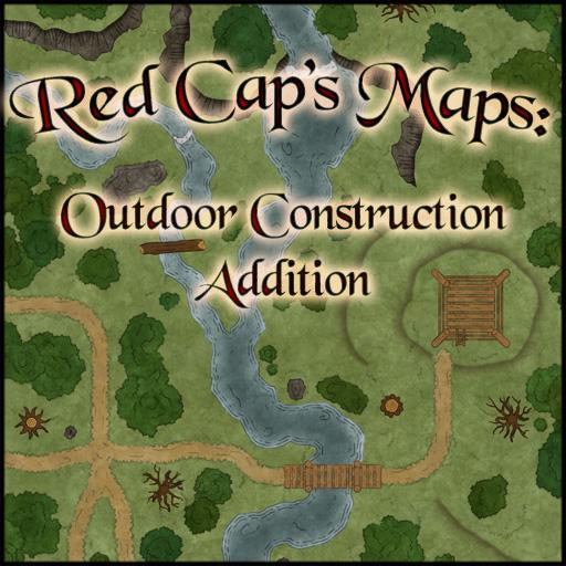 Red Cap's Maps Outdoor Construction Addition