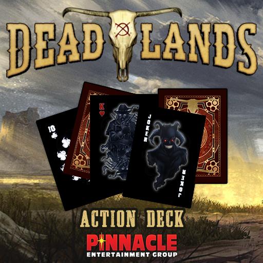Deadlands Action Deck