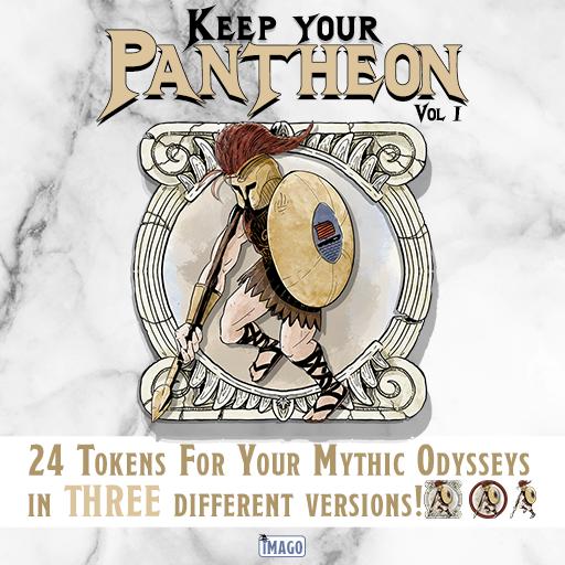 Keep Your Pantheon Vol.1