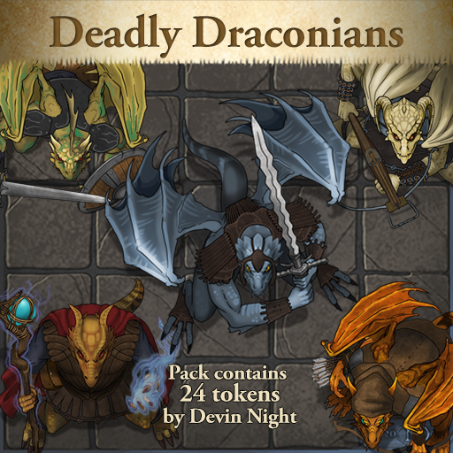 Deadly Draconians