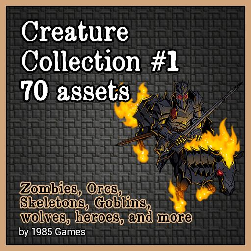Creature Collection #1