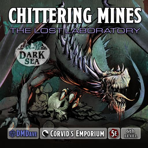 Chittering Mines: The Lost Laboratory