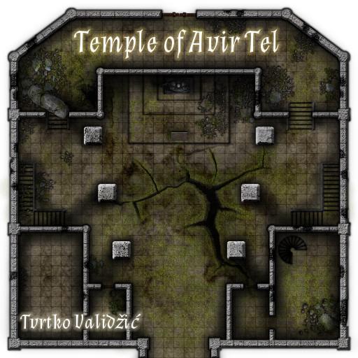 Temple of Avir Tel