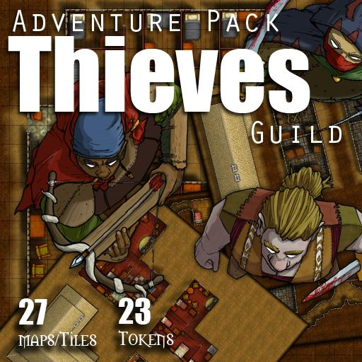 Adventure Pack - Thieves Guild