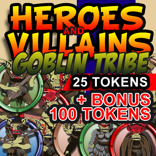 Heroes and Villains: Goblin Tribe