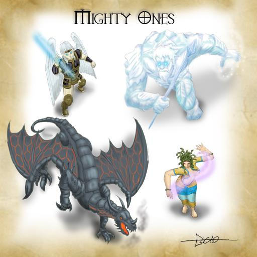 Mighty Ones Pack
