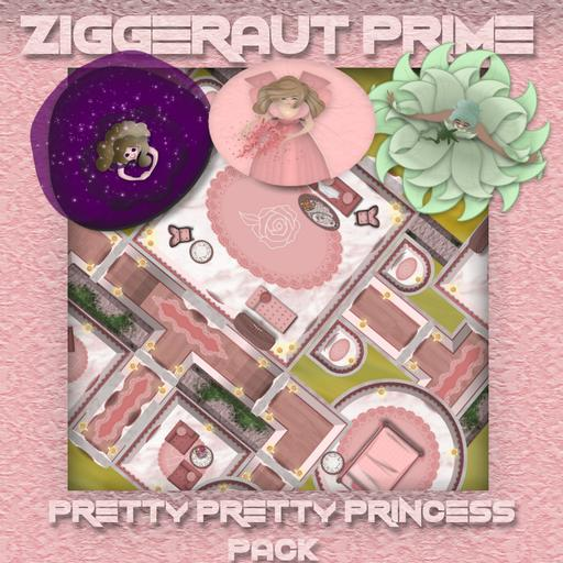 Pretty Pretty Princess Pack