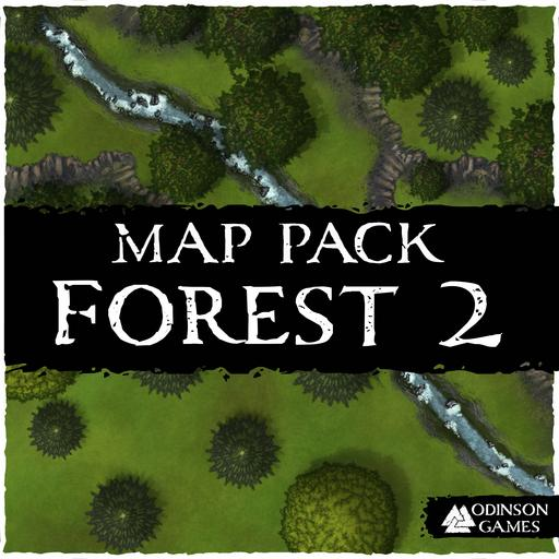 Odinson's Map Pack: Forest 2